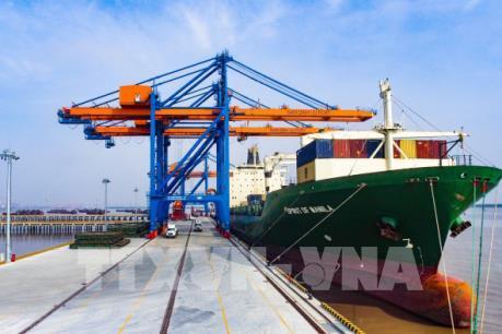 Hải Phòng đưa vào hoạt động cảng nước sâu Nam Đình Vũ