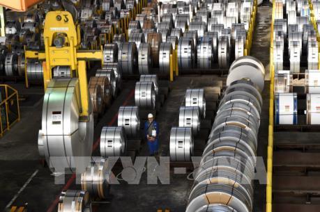EU cảnh báo sẵn sàng đáp trả Mỹ về thuế thép, nhôm