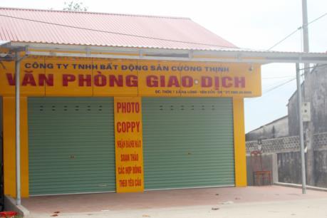 Bất động sản Quảng Ninh sau một tuần tạm dừng chuyển đổi mục đích sử dụng