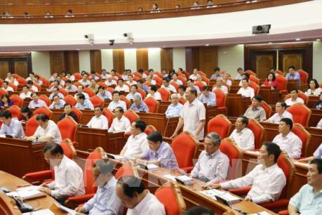 Hội nghị Trung ương 7 khóa XII: Thảo luận sâu sắc Đề án Cải cách chính sách tiền lương