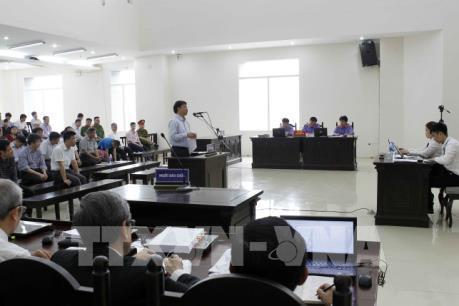 Xét xử phúc thẩm vụ án tại PVC: Triệu tập đại diện Văn phòng PVN