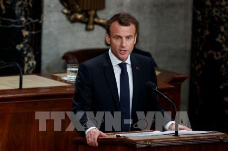 Pháp và Iran nhất trí hướng tới duy trì thực thi thỏa thuận JCPOA