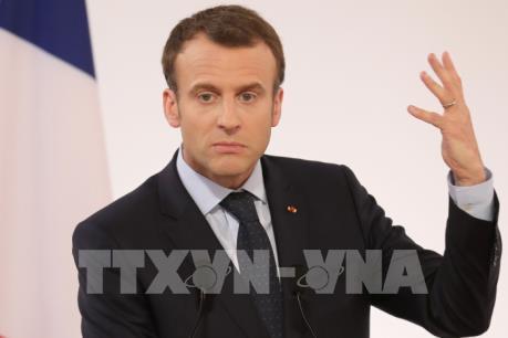 Tổng thống Pháp kêu gọi châu Âu cứu vãn chủ nghĩa đa phương
