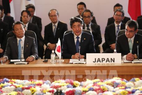 Thủ tướng Nhật Bản hoan nghênh Triều Tiên trả tự do cho 3 công dân Mỹ