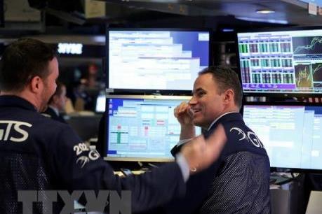 Thị trường chứng khoán Âu-Mỹ đồng loạt tăng điểm