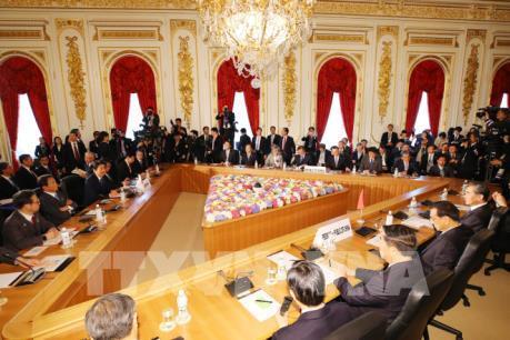Thượng đỉnh Nhật – Trung – Hàn: Thêm một tiếng nói cho thương mại tự do