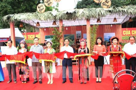 Khai mạc không gian văn hóa, du lịch Hà Giang