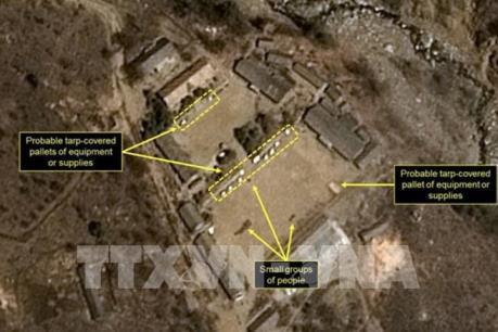 Triều Tiên mời phóng viên quốc tế tới dự lễ đóng cửa bãi thử hạt nhân