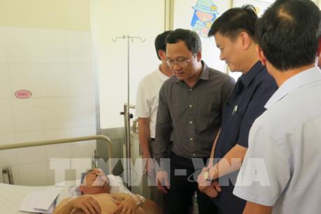 Điều tra làm rõ nguyên nhân vụ tai nạn giao thông nghiêm trọng tại đèo Khánh Lê-Khánh Hòa