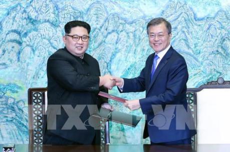 Các doanh nghiệp vừa và nhỏ Hàn Quốc cam kết góp phần thúc đẩy hợp tác liên Triều