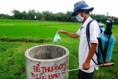 """Nhân rộng mô hình """"Cùng nông dân bảo vệ môi trường"""""""