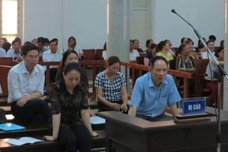 Nguyên Phó Giám đốc Sở Nông nghiệp và phát triển nông thôn Hà Nội bị phạt 12 năm tù