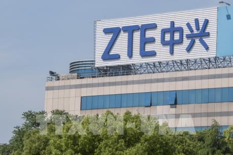 Mỹ, Trung Quốc đạt thỏa thuận sơ bộ giải cứu ZTE