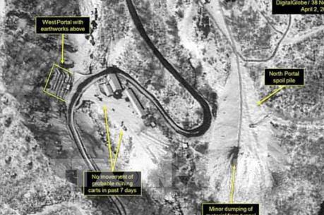 Triều Tiên mời phóng viên Hàn Quốc tới chứng kiến dỡ bỏ bãi thử hạt nhân