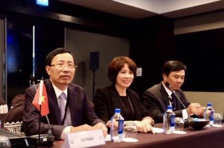Hải quan Việt Nam dự Hội nghị Tổng cục trưởng Hải quan khu vực Châu Á - Thái Bình Dương