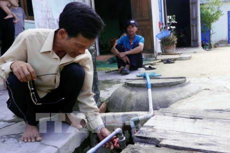 """Mới vào mùa nắng, hàng nghìn hộ dân tại Bình Định đã lâm cảnh """"khát"""" nước sạch"""
