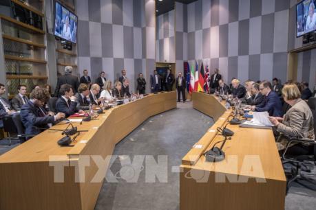 EU đề xuất kế hoạch nhằm cứu thỏa thuận hạt nhân Iran