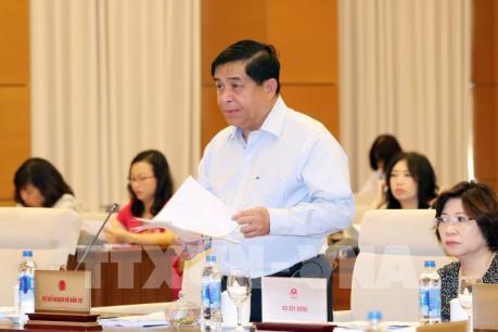 Phiên họp thứ 24 Ủy ban Thường vụ Quốc hội khóa XIV