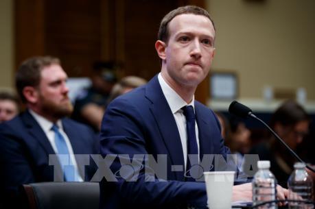 CEO Facebook M. Zuckerberg đồng ý điều trần trước Nghị viện châu Âu