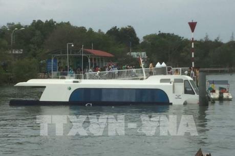 Đã có kết quả điều tra vụ chìm tàu cao tốc tại Cần Giờ