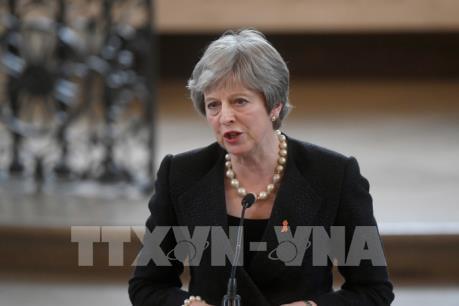 Vấn đề Brexit: Thủ tướng Anh bác tin nước này sẽ ở lại liên minh hải quan EU