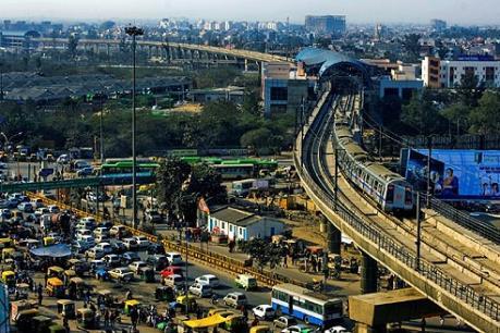 LHQ: New Delhi sẽ là vùng thủ đô đông dân nhất thế giới vào năm 2035