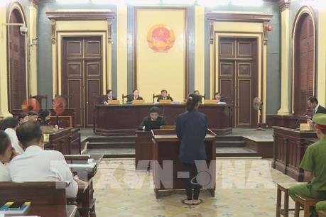 Xét xử phúc thẩm vụ án tại Ngân hàng Đại Tín: VKSND nêu quan điểm