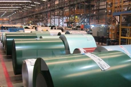 Miễn trừ áp dụng biện pháp tự vệ đối với sản phẩm tôn màu nhập khẩu