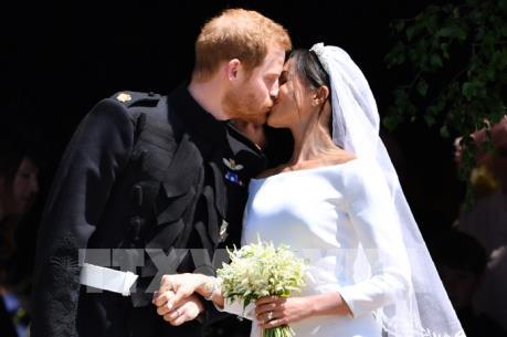 Những điều ít biết trong hôn lễ của Hoàng tử Harry và cựu diễn viên Meghan Markle