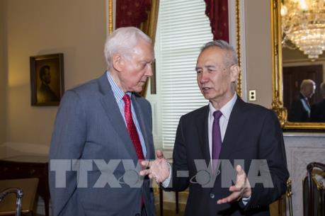 Giới chức Mỹ và Trung Quốc khẳng định cuộc chiến thương mại sẽ không xảy ra