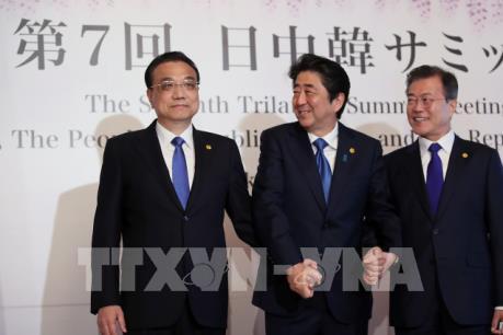 """Quan hệ Trung-Nhật """"ấm lên"""" giúp ổn định cục diện Đông Bắc Á?"""