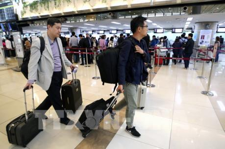 Các nhà báo nước ngoài rời Bắc Kinh tới Triều Tiên đưa tin đóng cửa bãi thử hạt nhân