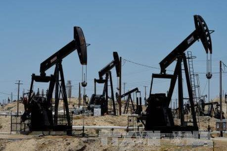 Giá dầu thế giới tăng nhẹ