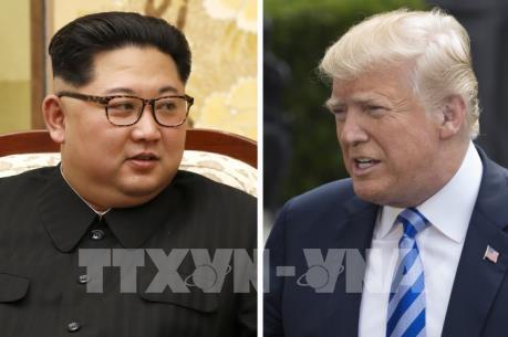 Nhà Trắng công bố thời điểm diễn ra cuộc gặp thượng đỉnh Mỹ-Triều