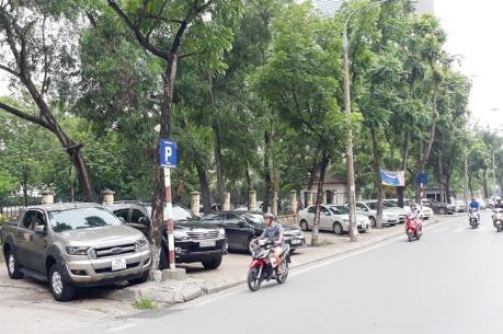 Hà Nội dự kiến công bố đồ án Quy hoạch giao thông tĩnh vào quý III/2018