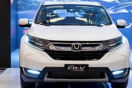 Honda xác lập kỷ lục bán hàng cao nhất từ khi kinh doanh ô tô
