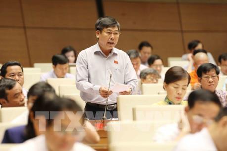 Kỳ họp thứ 5, Quốc hội khóa XIV: Bổ sung hình thức tố cáo qua điện thoại, thư điện tử