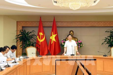 Phó Thủ tướng Vương Đình Huệ:  ICOR khu vực công giảm thấp là do việc chậm giải ngân