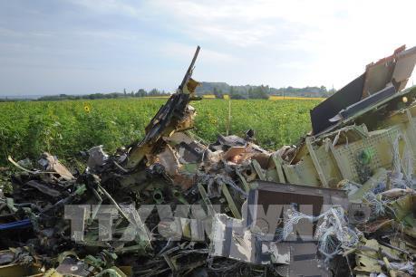 Lần đầu họp 3 bên Australia, Hà Lan và Nga về vụ tai nạn máy bay MH17