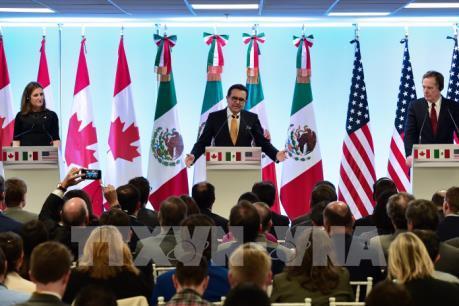 Mexico không chịu áp lực trong tái đàm phán NAFTA
