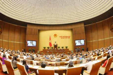 Kỳ họp thứ 5, Quốc hội khóa 14: Thảo luận về kinh tế xã hội
