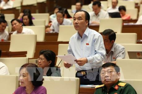 Kỳ họp thứ 5, Quốc hội khóa XIV: Phiên thảo luận thu hút sự quan tâm của cử tri