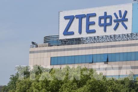 """Tập đoàn viễn thông Trung Quốc ZTE đã được """"giải cứu"""""""