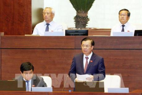 Kỳ họp thứ 5, Quốc hội khóa XIV: Xử lý nghiêm các sai phạm về quản lý tài chính, ngân sách