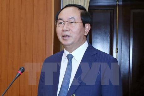 """Chuyến thăm của Chủ tịch nước Trần Đại Quang là """"biểu tượng cho tình hữu nghị bền chặt"""""""