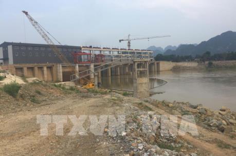 Nhà máy thủy điện Cẩm Thủy 1 không đủ điều kiện để tích nước
