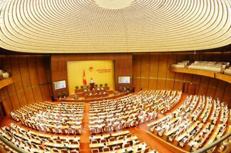 Quốc hội thảo luận hai dự án luật, dự kiến Chương trình xây dựng luật, pháp lệnh năm 2019