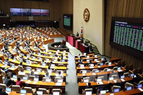 Hàn Quốc lấy làm tiếc vì không thể thông qua nghị quyết ủng hộ Tuyên bố Panmunjom