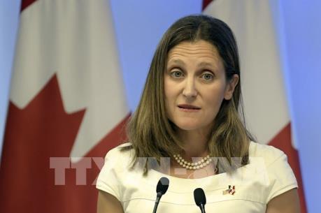 Canada nỗ lực tháo gỡ bế tắc trong tái đàm phán NAFTA
