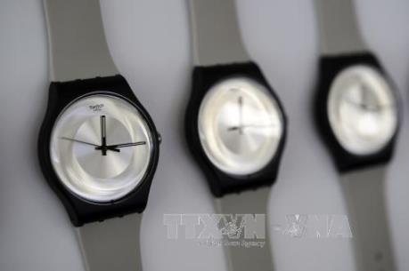 Xuất khẩu đồng hồ Thụy Sỹ tăng mạnh nhờ nhu cầu từ Mỹ và Trung Quốc